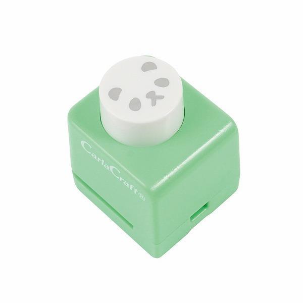 カーラクラフト クラフトパンチ CN12102 ミニクラフトパンチ 絵柄 パンダ