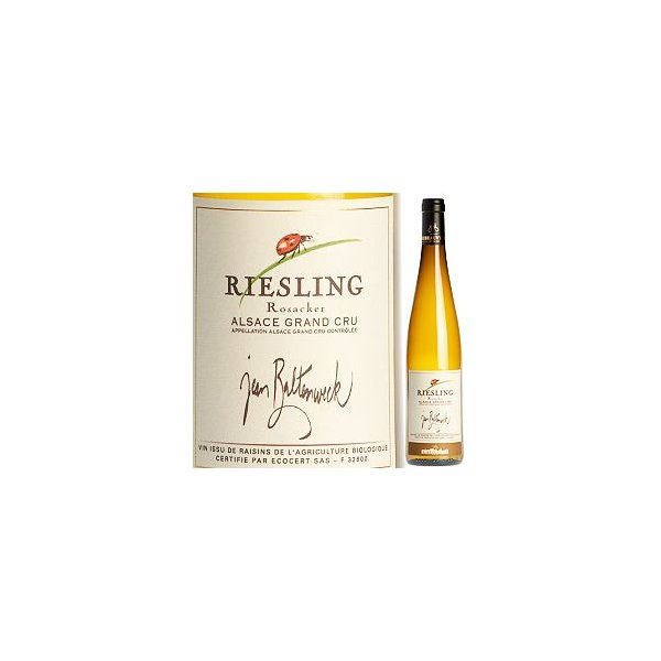 2009 リースリング・グランクリュ・ローザッカー・オーガニックカーヴ・ド・リボヴィレアルザスフランス(750ml白ワイン)家