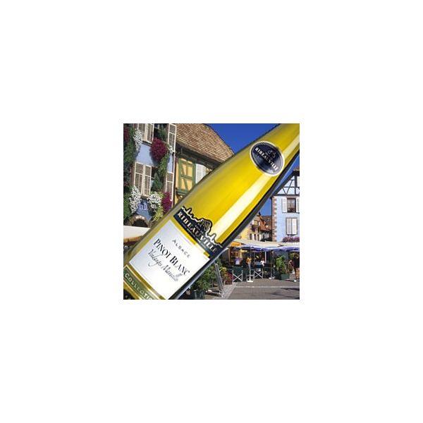 白ワインピノ・ブラン・コレクションカーヴ・ド・リボヴィレ2010年フランスアルザス辛口750mlwine家飲み