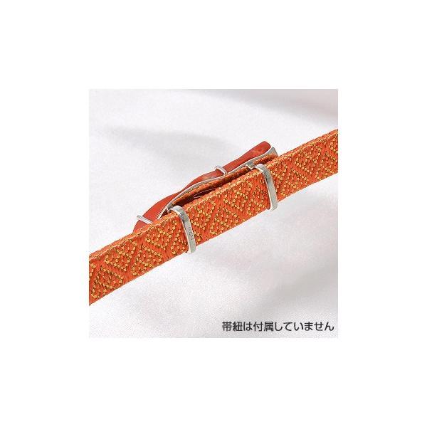 [宝石鑑別書付] 血赤珊瑚 帯留め 15×40mm Pt900 プラチナ[n4]