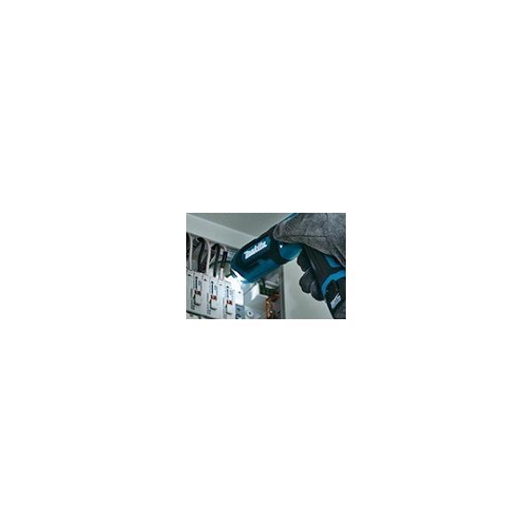 makita(マキタ)ペンインパクトドライバー TD022DSHX バッテリBL0715×2本・充電器DC07SB・アルミケース付 (青、白、黒の3色)充電ドライバー|wstone|13