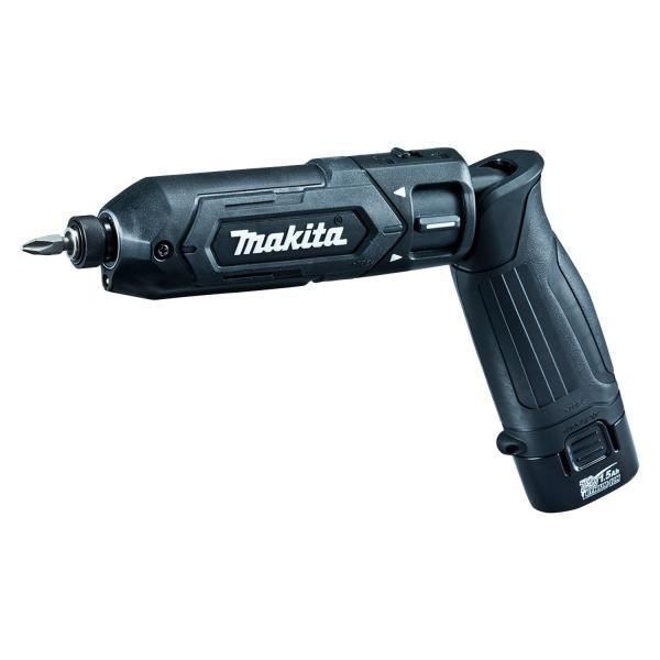 makita(マキタ)ペンインパクトドライバー TD022DSHX バッテリBL0715×2本・充電器DC07SB・アルミケース付 (青、白、黒の3色)充電ドライバー|wstone|06