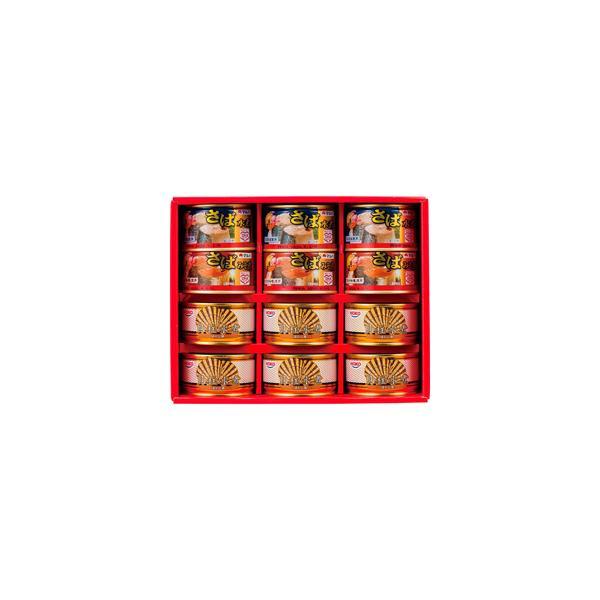 美味しい水産缶詰詰合せ B6166524