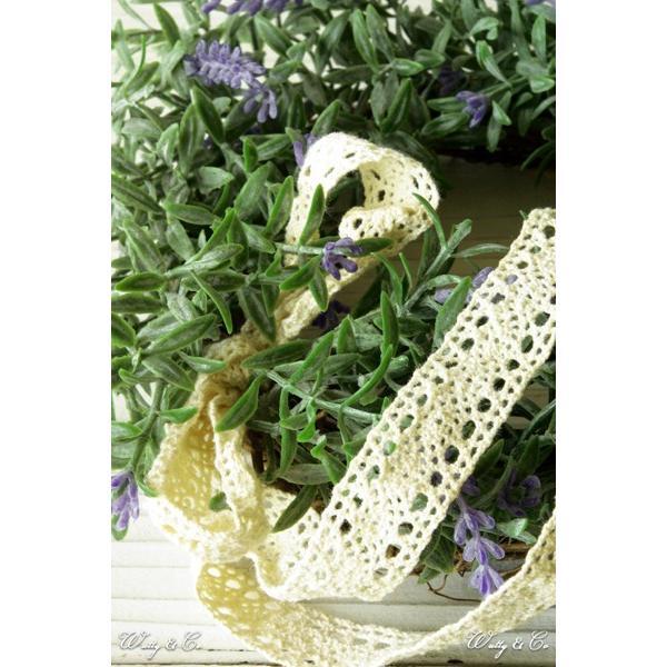 リース Lavender Wreath Ribbon ( ラベンダー 壁掛け 人工観葉植物 フェイクグリーン 壁飾り ハンギング )|wutty|03
