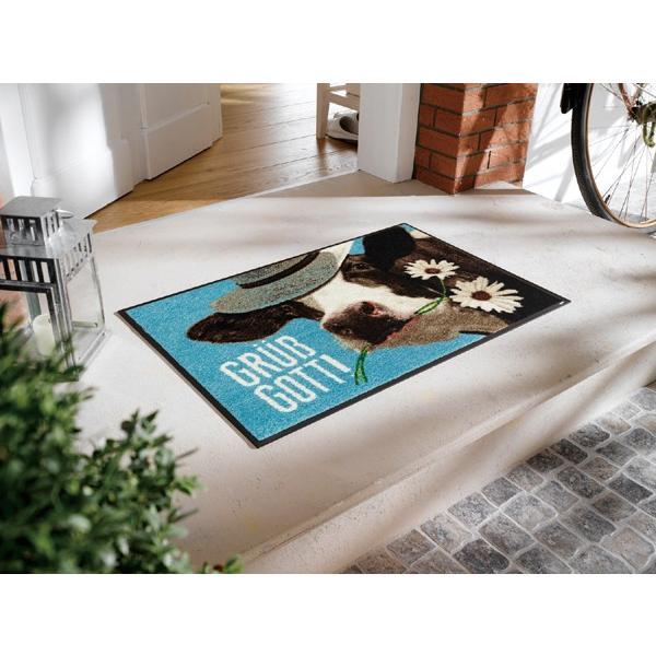 玄関マット Resi 50x75cm (屋外・屋内兼用)|wutty