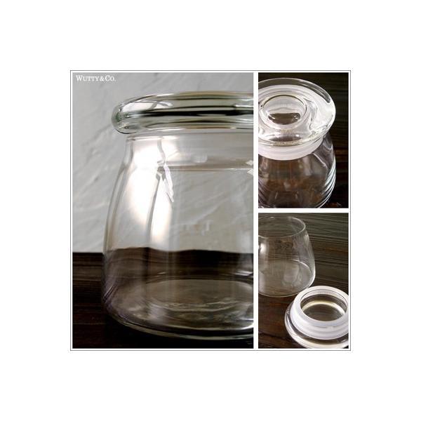 調味料入れ Libbey VibeジャーS (ガラス 保存容器)|wutty|02