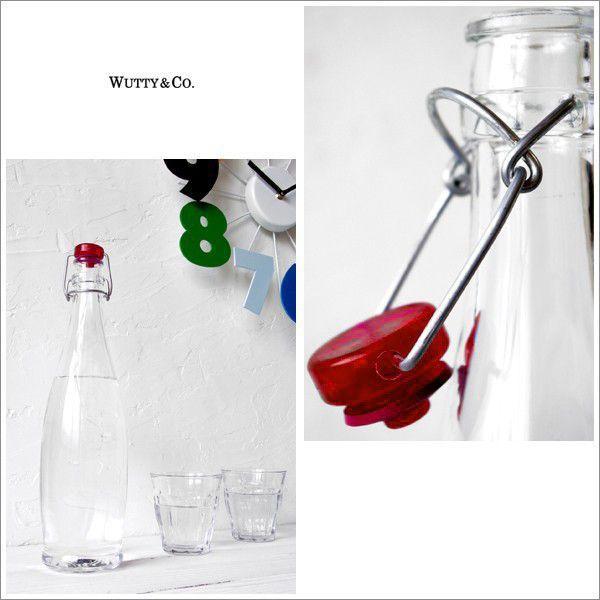 ウォーターボトル Borgonovo (水差し デカンタ ピッチャー)|wutty|04
