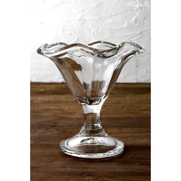 パフェグラス プリマベラ (デザート アイス ガラス カップ)|wutty
