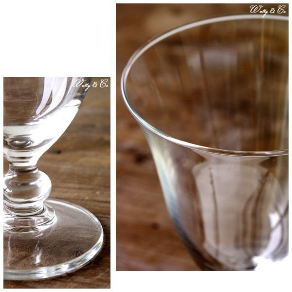 ゴブレット Mimosa aqua (ウォーター ワイングラス パフェグラス)|wutty|02