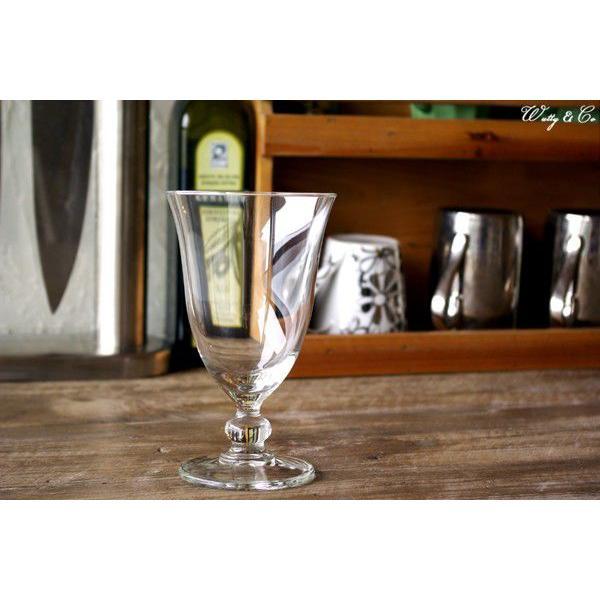 ゴブレット Mimosa aqua (ウォーター ワイングラス パフェグラス)|wutty|03