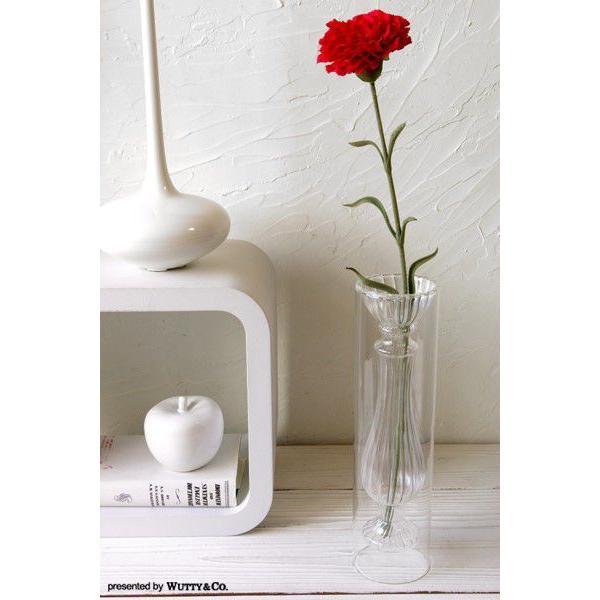 花瓶 ArtDecoL (ガラス フラワーベース おしゃれ 花びん)|wutty|03