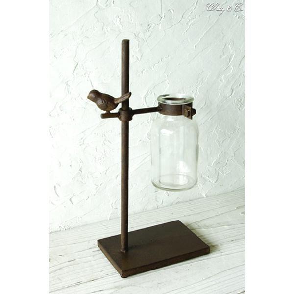 花瓶 Balance Sparrow Vase ( ガラス フラワーベース おしゃれ 一輪挿し 花びん 花器 ) CV|wutty