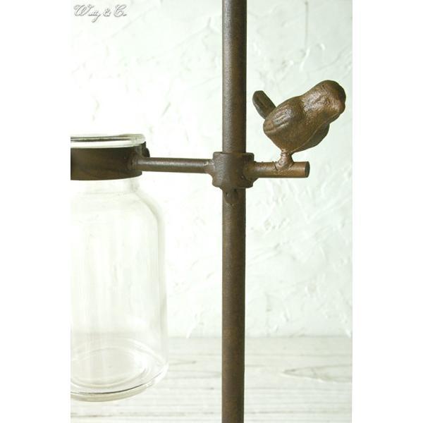 花瓶 Balance Sparrow Vase ( ガラス フラワーベース おしゃれ 一輪挿し 花びん 花器 ) CV|wutty|02