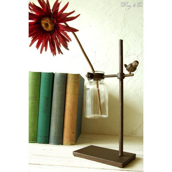 花瓶 Balance Sparrow Vase ( ガラス フラワーベース おしゃれ 一輪挿し 花びん 花器 ) CV|wutty|05