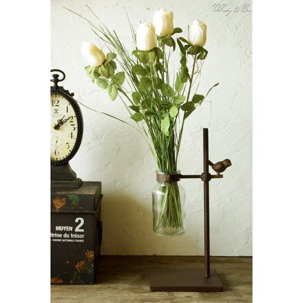 花瓶 Balance Sparrow Vase ( ガラス フラワーベース おしゃれ 一輪挿し 花びん 花器 ) CV|wutty|06