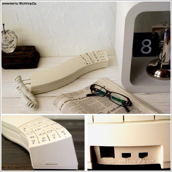 電話機 ウェーブフォン design telepone MOMA (デザインテレフォン)|wutty|03