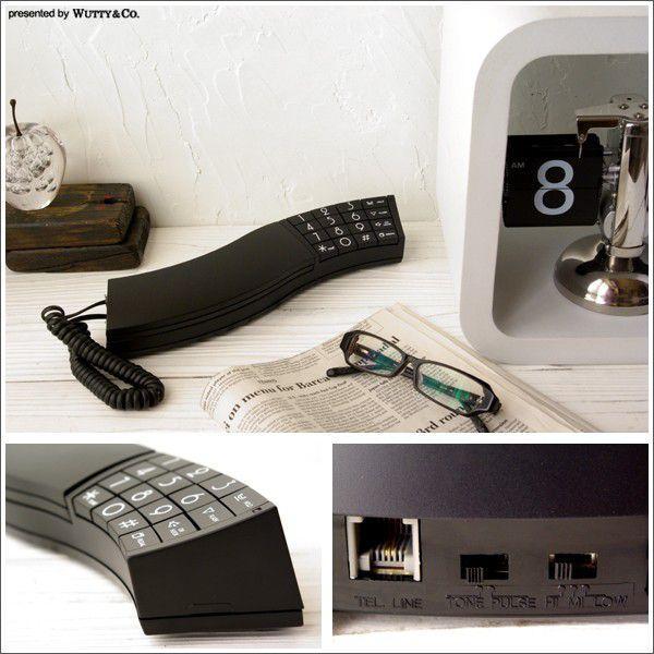 電話機 ウェーブフォン design telepone MOMA (デザインテレフォン)|wutty|04