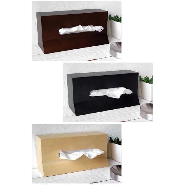 ティッシュケース KAKU (木製 ティッシュカバー インテリア雑貨)|wutty|02
