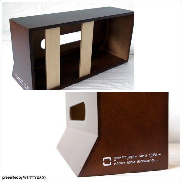 ティッシュケース KAKU (木製 ティッシュカバー インテリア雑貨)|wutty|05