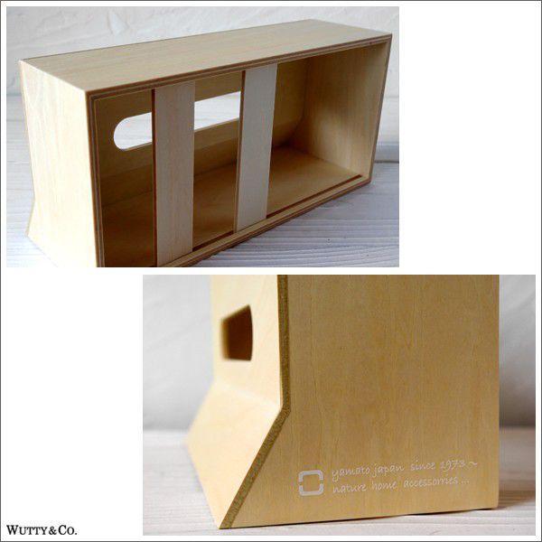 ティッシュケース KAKU (木製 ティッシュカバー インテリア雑貨)|wutty|06