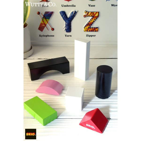積み木 BRIO カラーブロック50 (知育玩具 木のおもちゃ)|wutty|02