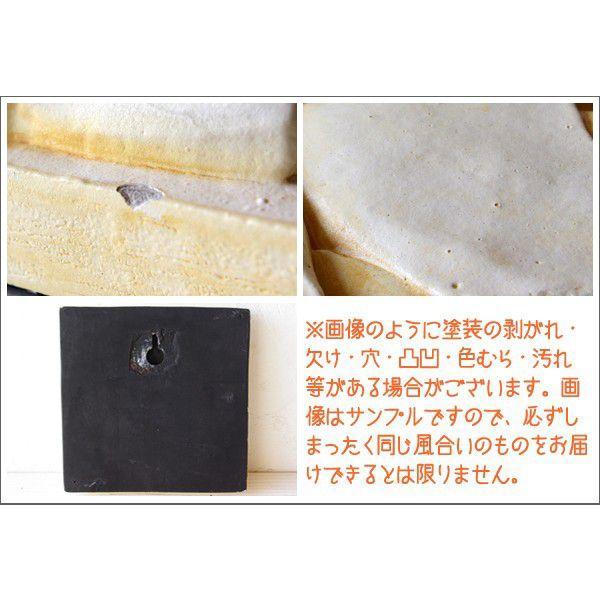 ウォールデコ Interior Plate Rose D (アンティーク調 壁掛け)|wutty|04