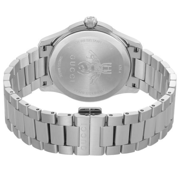 グッチ GUCCI 腕時計 ユニセックス 【Gタイムレス】 YA1264028 シルバー 【gmw】【glw】