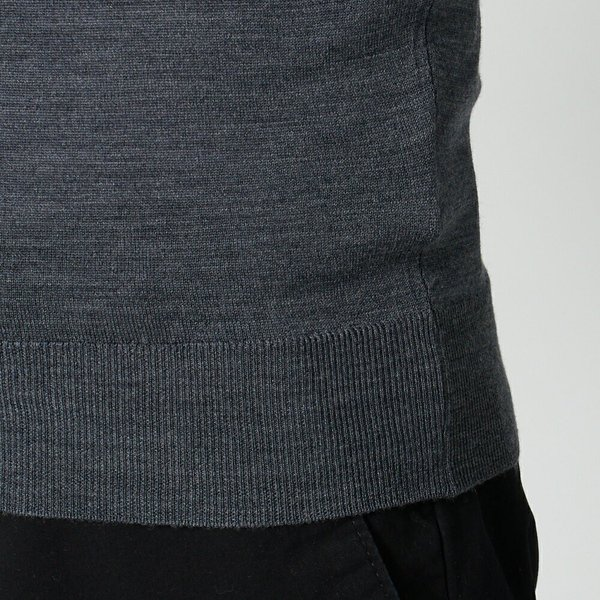 ジョンスメドレー メンズ Vネックセーター ブレナム JOHN SMEDLEY BLENHEIM PULLOVER|x-sell|09