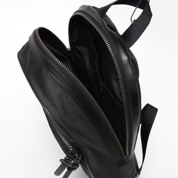 a11461ea7aeb ... コーチ COACH リュックサック バックパック アウトレット F37610 ブラック(QBBK)|x-sell ...
