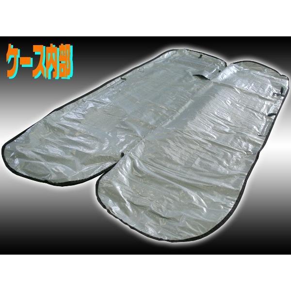 ハードケース サーフボードケース 8'6 シルバー パドルボード トラベルケース サーフィン SUP|x-sports|02
