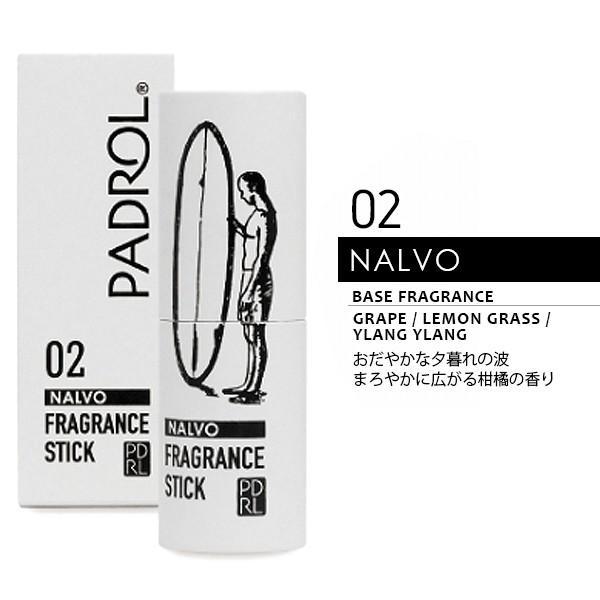 スティック 練り香水 繰り出し フレグランススティック PADROL パドロール 香り 持ち運び Fragrancestick 3フレーバー 3.5g サーファー|x-sports|04