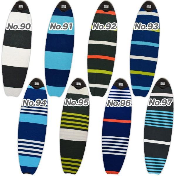 ニットケース ボードケース ツールス TOOLS ファンボード 6'0用 PEパッド付 ソフトケース サーフィン サーフボード TLS FUN KNIT CASE|x-sports|02