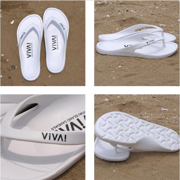 ビーチサンダル VIVA ISLAND ビバアイランド FLIP FLOP サンダル 快適 超軽量 素足 EVA樹脂 8カラー レディース メンズ 基本送料無料|x-sports|04