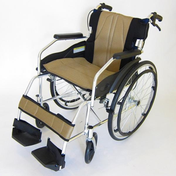 車椅子 全10色 自走用 自走式 車イス 送料無料 カドクラ KADOKURA チャップス ベネチアンゴールド A101-AGD|xenashopping|05