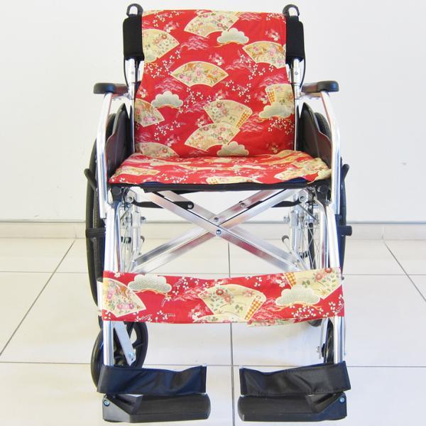 車椅子 全10色 自走用 自走式 車イス カドクラ KADOKURA 寿シリーズ チャップス A101-KOT xenashopping 03