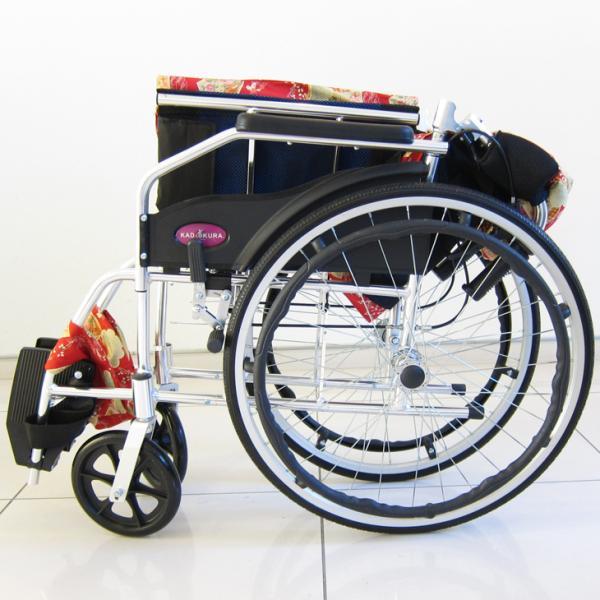 車椅子 全10色 自走用 自走式 車イス カドクラ KADOKURA 寿シリーズ チャップス A101-KOT xenashopping 05