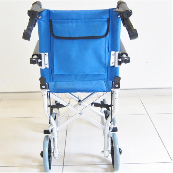 車椅子 全3色 簡易 車イス 送料無料 カドクラ KADOKURA ネクスト イースタンブルー A501-AB|xenashopping|05