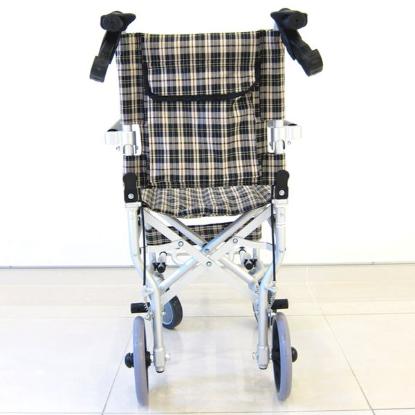 車椅子 全3色 簡易 車イス 送料無料 カドクラ KADOKURA ネクスト チェック A501-AK|xenashopping|06