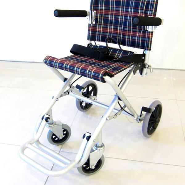 車椅子 全3色 簡易 車イス 送料無料 カドクラ KADOKURA タッチ A502-AK|xenashopping|06