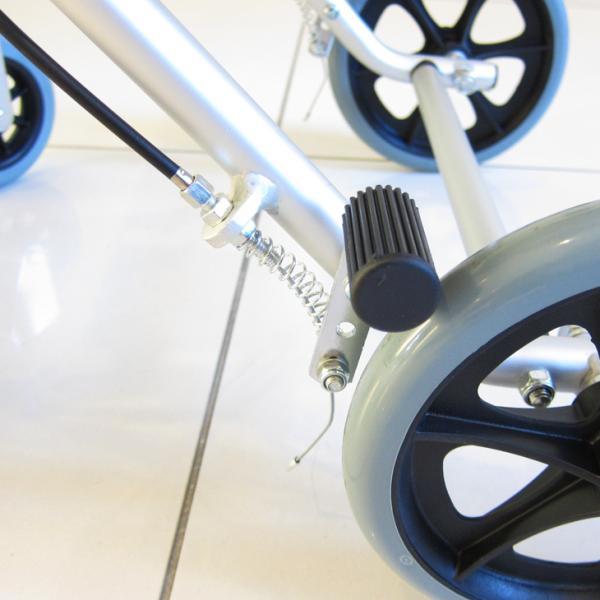 車椅子 全3色 簡易 介助用 介助式 車イス 送料無料 カドクラ KADOKURA タッチ A502-AK 介助用 xenashopping 08