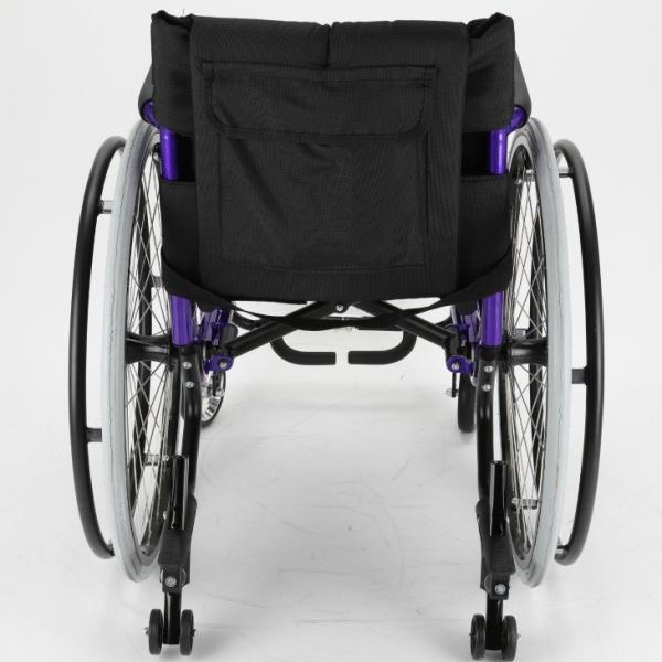 車椅子 自走式 スポーツ 車イス カドクラ KADOKURA ポセイドン A701 パープル|xenashopping|06