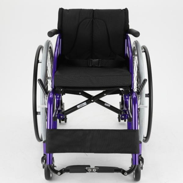 車椅子 自走式 スポーツ 車イス カドクラ KADOKURA ポセイドン A701 パープル|xenashopping|09
