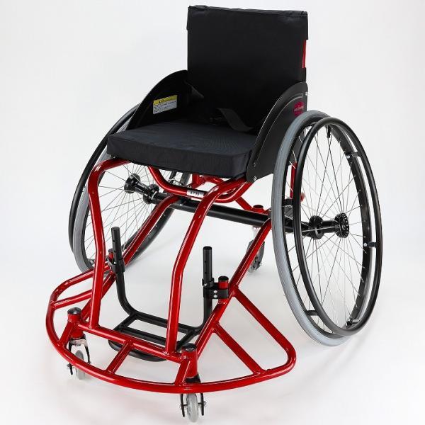 バスケット用 自走式 スポーツ車椅子 ダンク A706 カドクラ KADOKURA ※大型サイズにつき代引不可です|xenashopping|03