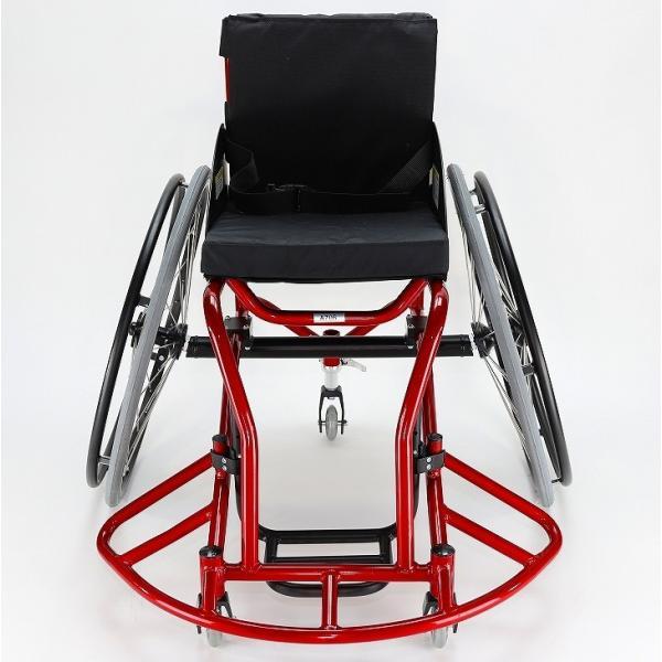 バスケット用 自走式 スポーツ車椅子 ダンク A706 カドクラ KADOKURA ※大型サイズにつき代引不可です|xenashopping|05