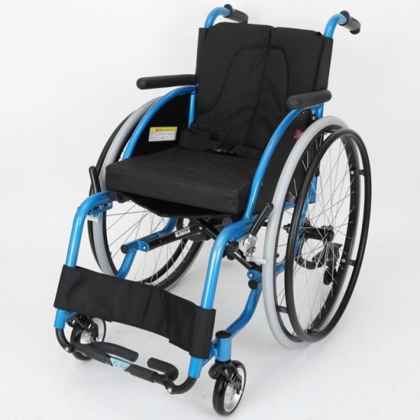 車椅子 自走式 スポーツ 車イス カドクラ KADOKURA マリブナイン A709|xenashopping|03