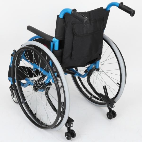 車椅子 自走式 スポーツ 車イス カドクラ KADOKURA マリブナイン A709|xenashopping|05