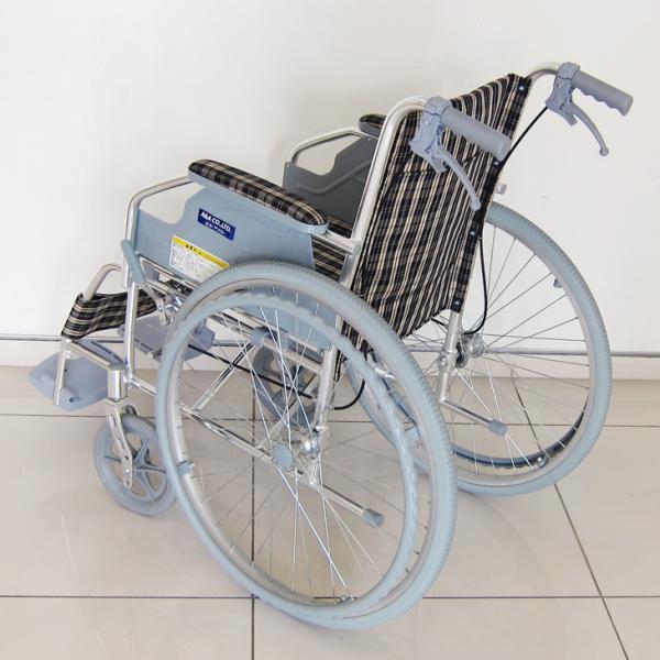 車椅子 自走用 自走式 車イス 送料無料 カドクラ KADOKURA ファンライト B105−AF xenashopping 04