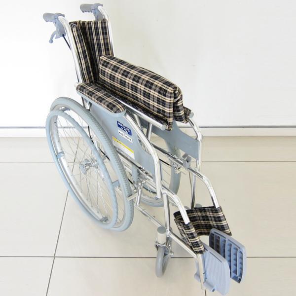 車椅子 自走用 自走式 車イス 送料無料 カドクラ KADOKURA ファンライト B105−AF xenashopping 06