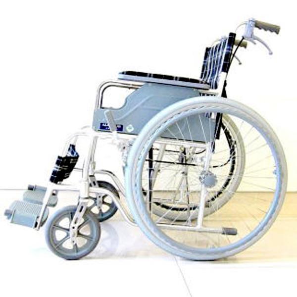 車椅子 自走用 自走式 車イス 送料無料 カドクラ KADOKURA バスケット B106−AB|xenashopping|02