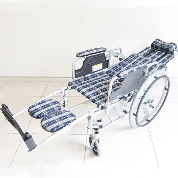 車椅子 リクライニング 車イス 送料無料 カドクラ KADOKURA ガーデン B201−AG|xenashopping|06